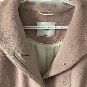 Manteau en laine Wilfred (camel)